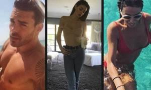Eurovision 2018: Αφιέρωμα της «Marca» στο δεσμό του Μποτία με την Φουρέιρα (pics)