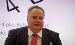 Κοτζιάς: Μείζον ζήτημα η ισχυροποίηση της Ευρώπης