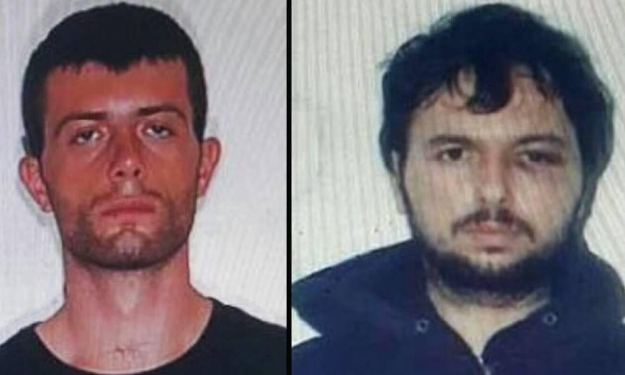 Συνελήφθησαν οι δύο επικίνδυνοι δραπέτες του Πειραιά