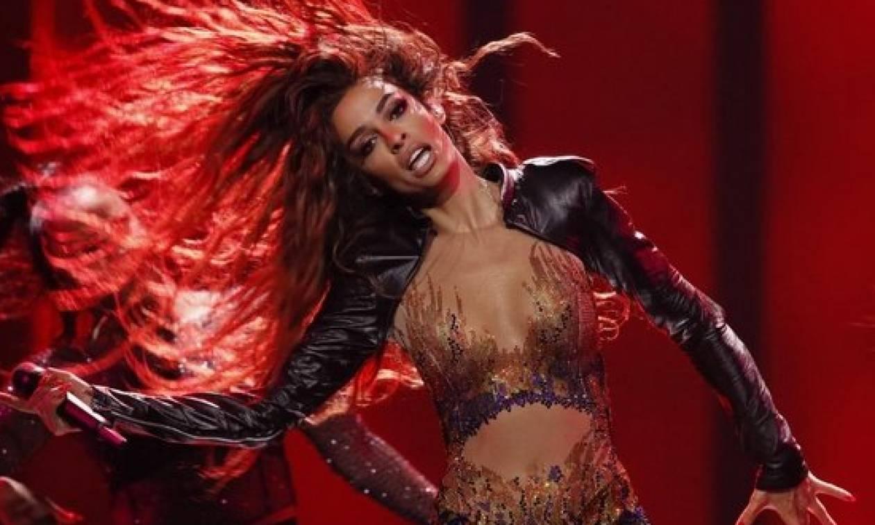 Eurovision 2018: Στις 16:00 η πρόβα τζενεράλε της Ελένης Φουρέιρα
