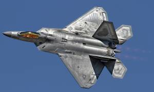 Αμερικανικά F-22 αναχαίτισαν ρωσικά TU-95 πάνω από την Αλάσκα