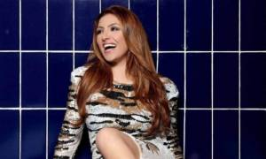 Eurovision 2018: Το μήνυμα στήριξης της Παπαρίζου στη Φουρέιρα: «Καλή επιτυχία στην Ελένη μας!»