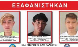 Συναγερμός για την εξαφάνιση τριών ανήλικων αγοριών στην Καστοριά