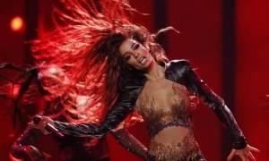 Eurovision 2018: Δείτε την «εκρηκτική» εμφάνιση της Ελένης Φουρέιρα (video)