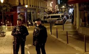 Παρίσι: Άγνωστη παραμένει η ταυτότητα του δράστη - Εκτός κινδύνου οι 4 τραυματίες της επίθεσης