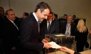 Εσωκομματικές εκλογές ΝΔ – Μητσοτάκης: Είμαστε έτοιμοι για προσφυγή στις κάλπες