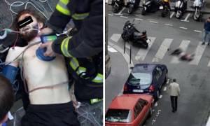 Επίθεση Παρίσι: Αυτός είναι ο δράστης – Φώναζε «Αλλάχ ου ακμπάρ»