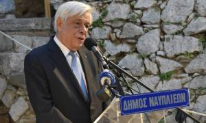 Παυλόπουλος σε Σκόπια: Αλλάξτε το σύνταγμά σας για να μπείτε στο ΝΑΤΟ και την ΕΕ