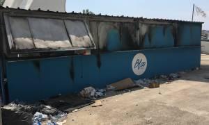 ΑΕΚ - ΠΑΟΚ: Απίστευτες καταστροφές στο ΟΑΚΑ από θερμοκέφαλους οπαδούς του ΠΑΟΚ (pics&vids)