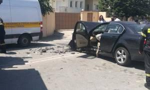Τραγωδία στη Λάρισα: Φρικτό τροχαίο με δύο νεκρούς και δύο τραυματίες
