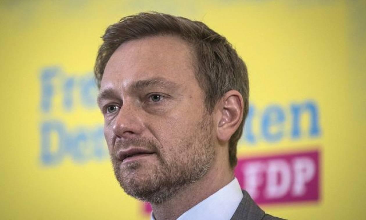 Γερμανία: Αντιδράσεις στο FDP για τις δηλώσεις του προέδρου του κόμματος