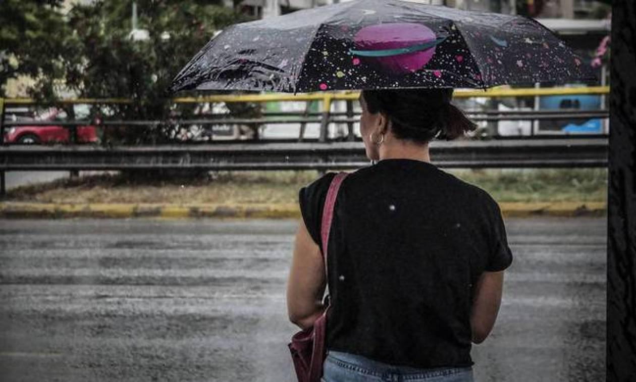 Καιρός: Πού θα βρέξει σήμερα Δευτέρα (14/5) - Αναλυτική πρόγνωση