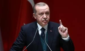 «Ξεσπάθωσε» ο Ερντογάν κατά του Ισραήλ: «Είστε κράτος τρομοκράτης»