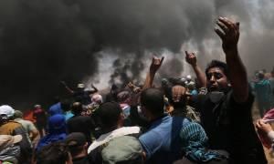 Σφαγή στη Γάζα: Έκκληση της ΕΕ για «αυτοσυγκράτηση» - Στους 52 οι νεκροί διαδηλωτές