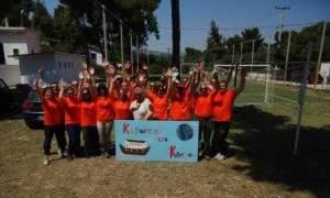 MSD: 250 ώρες εθελοντικής εργασίας στην Κιβωτό του Κόσμου (pics)