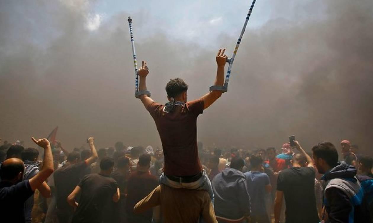 Στο αίμα βάφτηκε η Γάζα: Αυξάνεται διαρκώς ο αριθμός των νεκρών