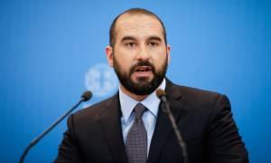 Τζανακόπουλος για Σκοπιανό: Συμφωνία μόνο με σύνθετη ονομασία και erga omnes