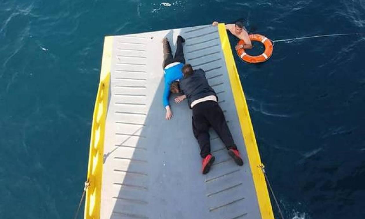 Πειραιάς: Το μυστήριο της γυναίκας που εντοπίστηκε στη θάλασσα βρήκε απάντηση