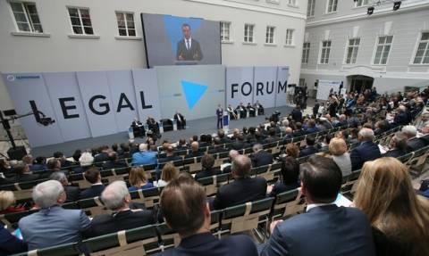 Греция примет участие в VIII юридическом форуме в Санкт-Петербурге