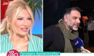 Η Φαίη Σκορδά αποκάλυψε on air πως τα «άκουσε» για το Game Of Love!