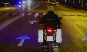 Τροχαίο με εννέα τραυματίες μετά από καταδίωξη στη Θεσσαλονίκη