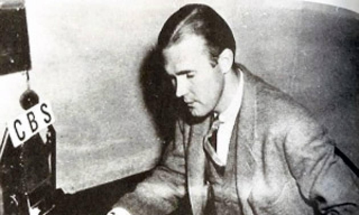Σαν σήμερα το 1948 δολοφονείται στη Θεσσαλονίκη ο Αμερικανός δημοσιογράφος Τζορτζ Πολκ