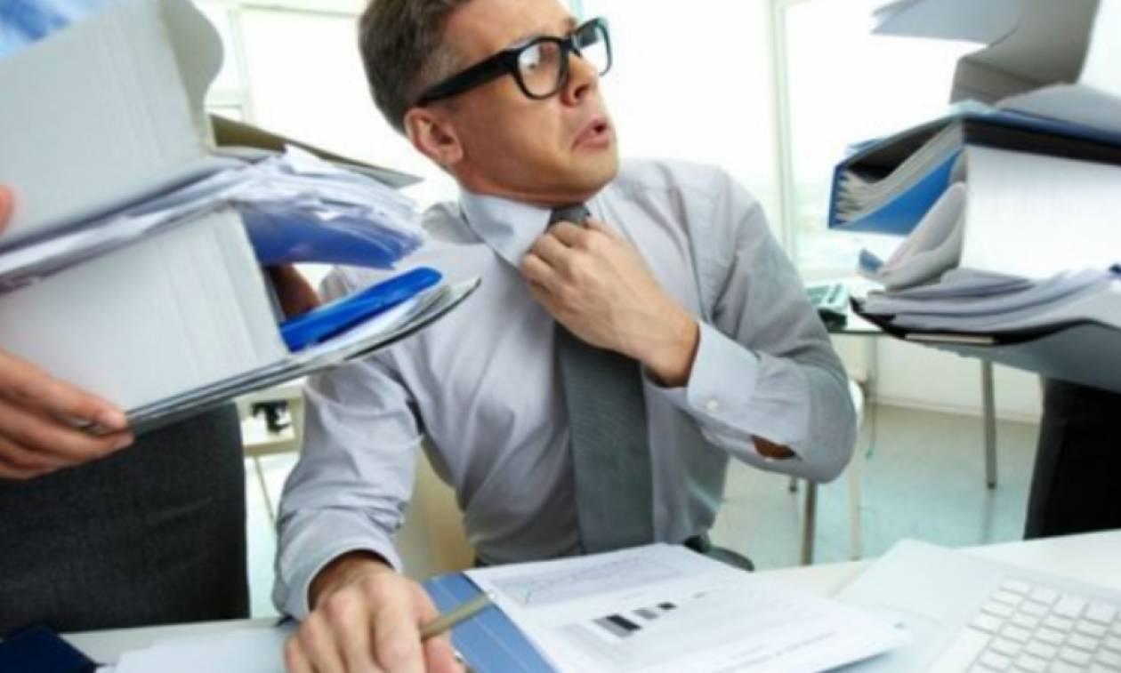 Οι άντρες που κάνουν «βαριές» δουλειές κινδυνεύουν με πρόωρο θάνατο
