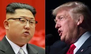 Η Βόρεια Κορέα απειλεί να ακυρώσει τη σύνοδο κορυφής με τον Τραμπ