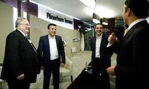 Σκοπιανό «ώρα μηδέν» Κρίσιμη συνάντηση Τσίπρα - Ζάεφ στη Σόφια