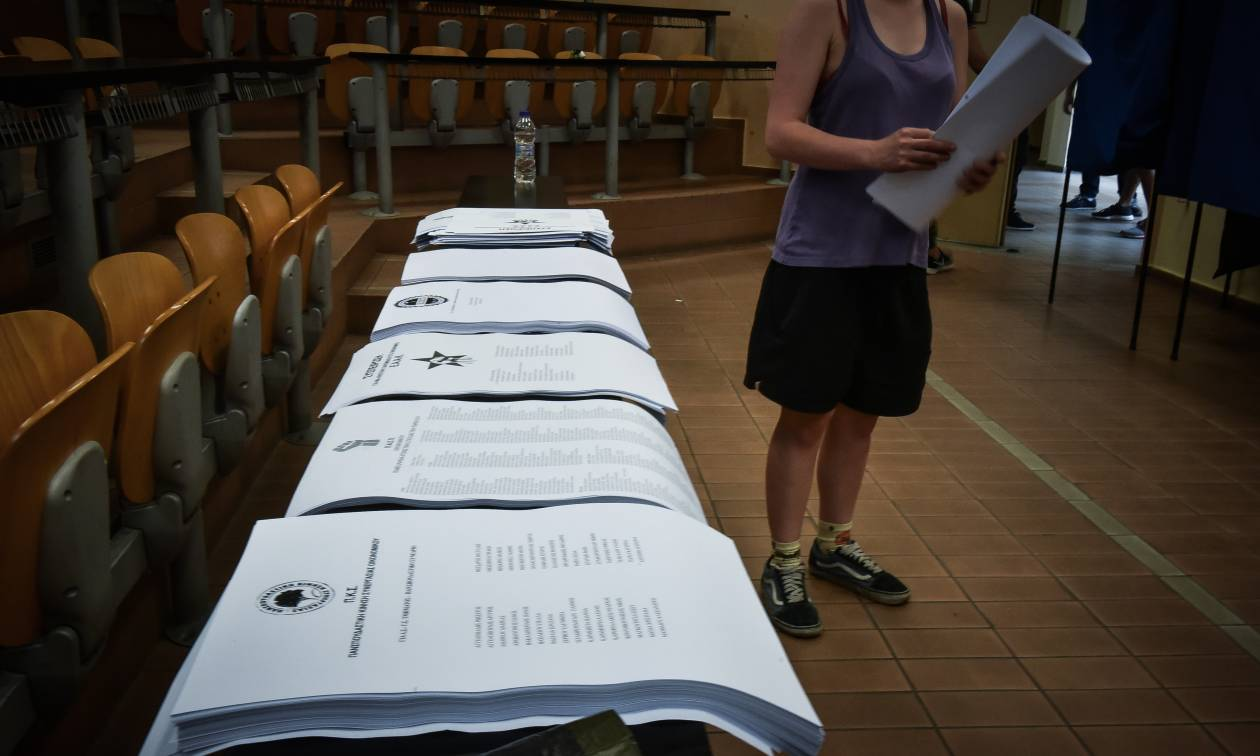Μικροεπεισόδια στο Πολυτεχνείο με φόντο τις φοιτητικές εκλογές