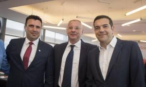 Τσίπρας για Σκοπιανό: «Έχουμε κάνει πολλά βήματα προόδου, αλλά χρειάζεται απόσταση να διανυθεί»