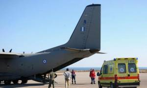 Αερογέφυρα ζωής από τη Ρόδο στο Ηράκλειο για νεογέννητο βρέφος