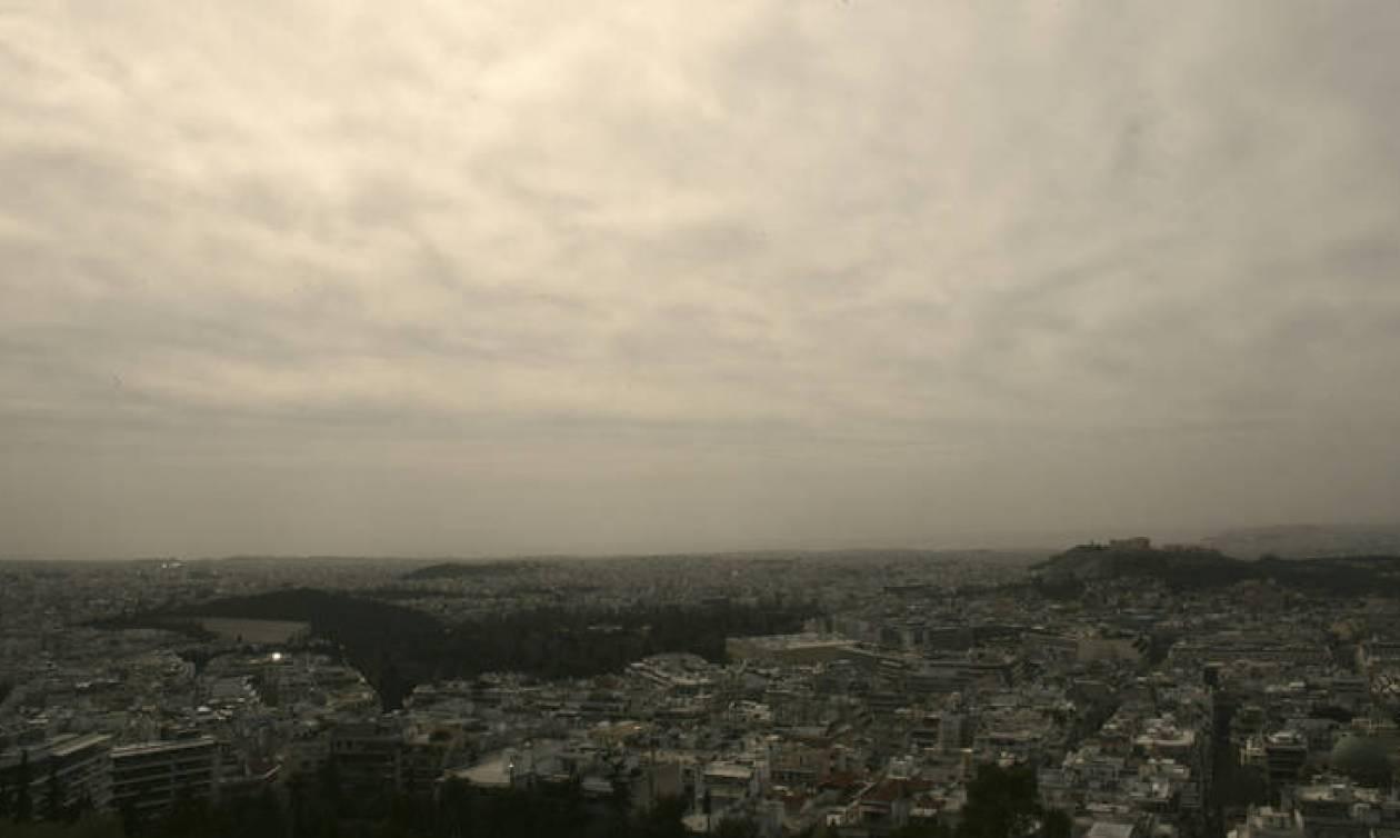 Καιρός: Άστατος σήμερα ο καιρός - Aφρικανική σκόνη και έως 28 βαθμούς η θερμοκρασία