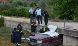 Τροχαίο στο Ναύπλιο: Μαρτυρικός θάνατος για πατέρα 4 παιδιών (Σκληρές εικόνες)