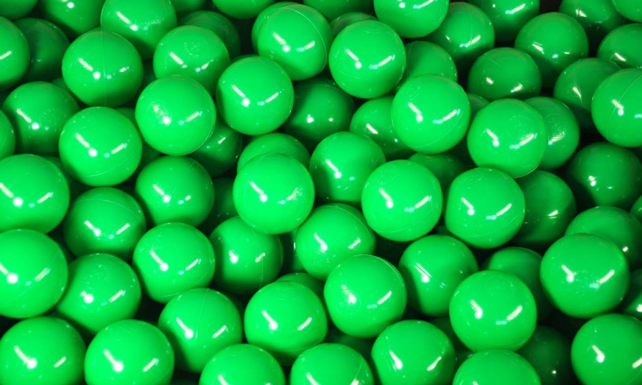 Από αύριο όλα τα σφαιρίδια του ΤΖΟΚΕΡ θα είναι πράσινα!