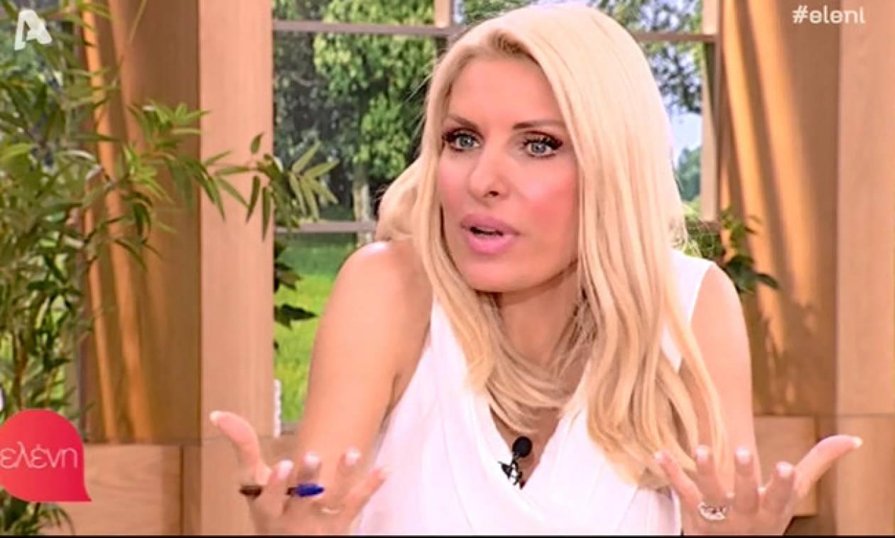 «Πάγωσε» η Ελένη Μενεγάκη με την είδηση που αφορούσε το Game of Love του ΑΝΤ1
