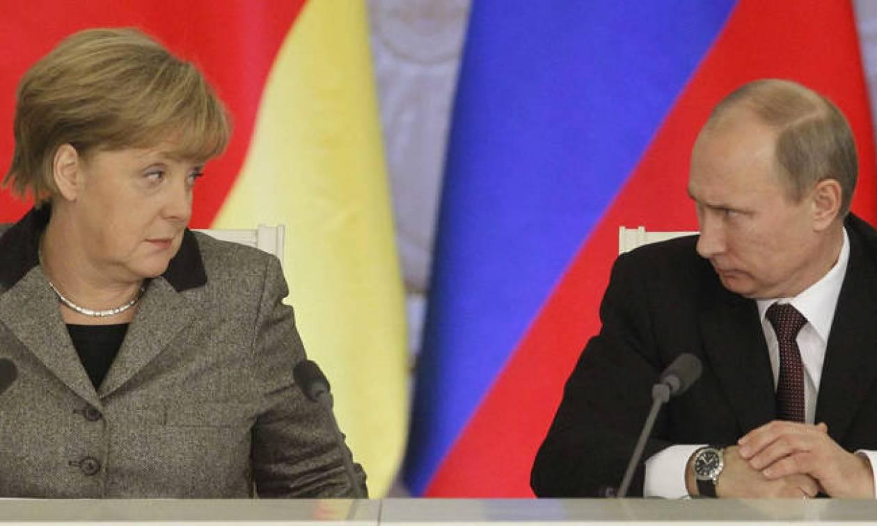 Έκτακτη συνάντηση Πούτιν – Μέρκελ στις 18 Μαΐου στη Ρωσία