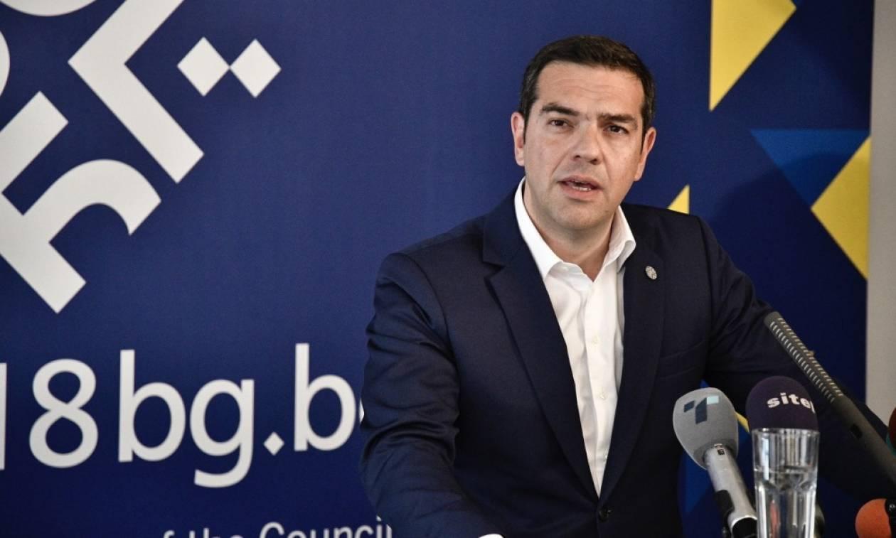 Τσίπρας για Σκοπιανό: Δεν υπάρχει καμία συμφωνία - Υπάρχει ακόμα πολύς δρόμος