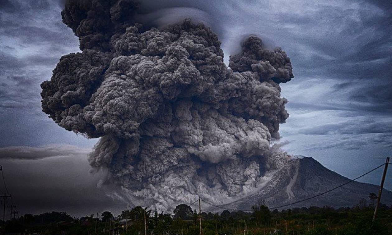 Τρόμος στη Χαβάη: Εξερράγη το ηφαίστειο Κιλαουέα (Pics+Vids)