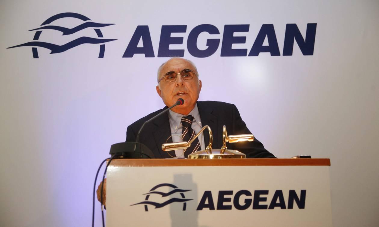 Θάνατος Βασιλάκη: Ποιος ήταν ο ιδρυτής και πρόεδρος της AEGEAN (Pics)