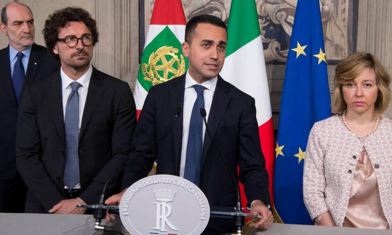 Ιταλία: Σύντομα η ανακοίνωση του ονόματος του πρωθυπουργού