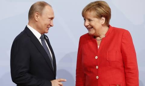 Путин обсудит с Меркель в Сочи ситуацию в Сирии, на Украине и сделку по Ирану