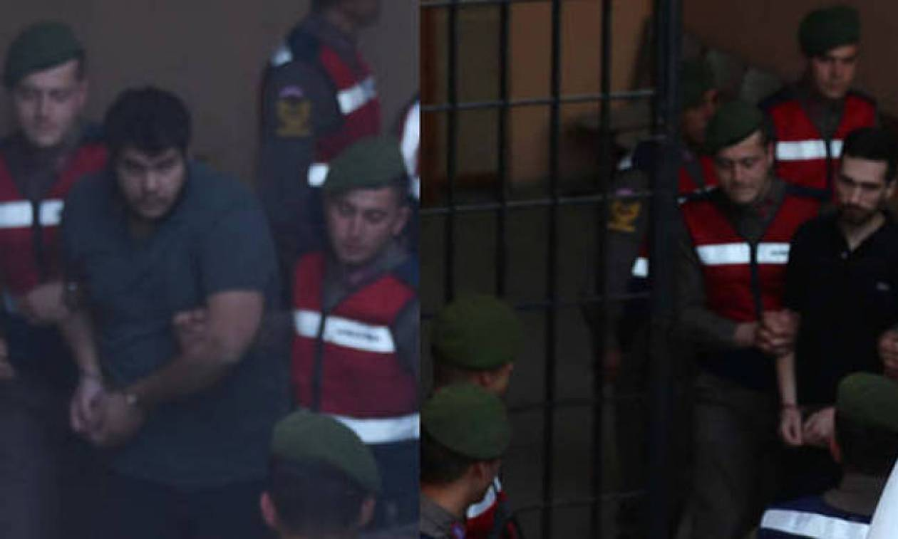Έλληνες στρατιωτικοί: Αυτό είναι το «κλειδί» για την απελευθέρωσή τους (vid)