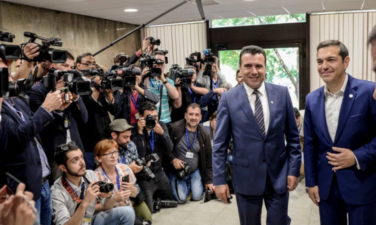 Αποκάλυψη - «βόμβα»: Αυτό είναι το νέο «υποψήφιο» όνομα για τα Σκόπια