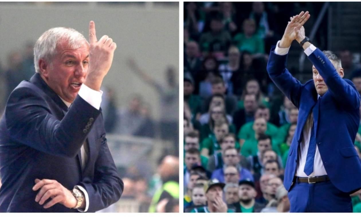 Euroleague Final 4: Η κορυφή της Ευρώπης και ο συνδετικός κρίκος Ζοτς!