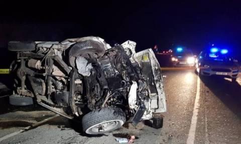 На Кипре в результате ДТП погибли мужчина и женщина