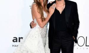 Το διάσημο ζευγάρι έκανε την πρώτη του red carpet εμφάνιση στις Κάννες