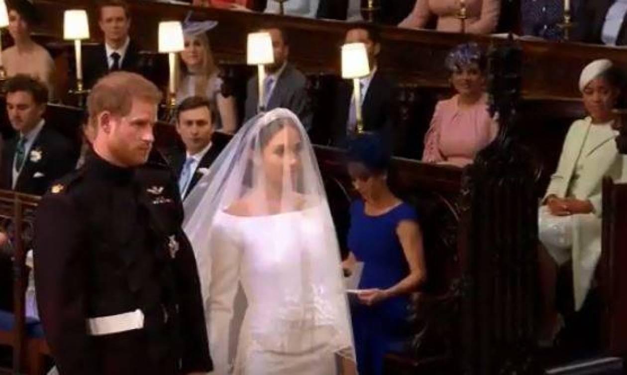 Πρίγκιπας Χάρι - Μέγκαν Μαρκλ: Το παραμύθι άρχισε - Δείτε live το γάμο της χρονιάς