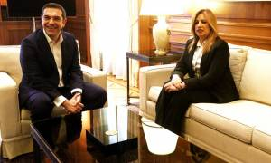 Σκοπιανό: «Όχι» στη «Μακεδονία του Ίλιντεν» από Φώφη Γεννηματά