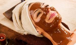 Σπιτική μάσκα σοκολάτας για λιπαρές επιδερμίδες